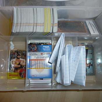 wwe cards - Cards