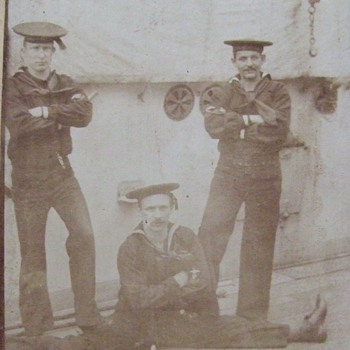 American Sailors from the USS San Francisco