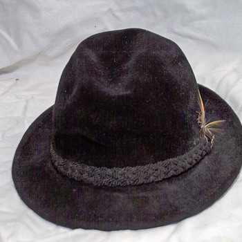 Stetson hat,  The Soverign