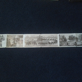 1880s US Grant Funeral Foldout? - Paper