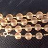 WMF Myra glass bead necklace/choker