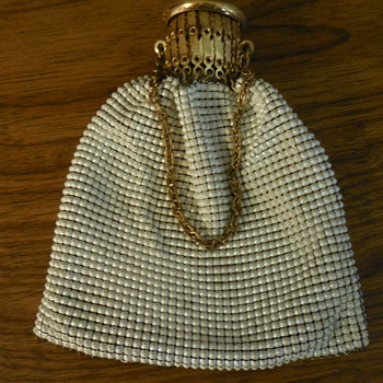 Whiting Davis Mesh Bag