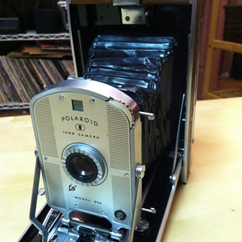 Polaroid Land Camera Model 95A - Cameras
