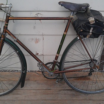 Vintage Carlton Cycle