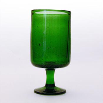Vase, Erik Höglund (Boda, 1950s). - Art Glass