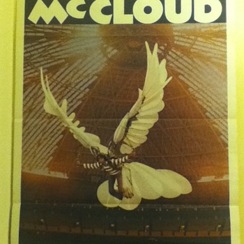 &quot;Brewster McCloud&quot; Theatre Poster
