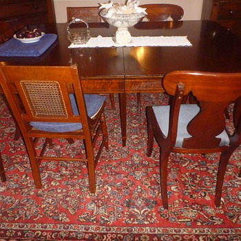 Moms Dining room table - Furniture