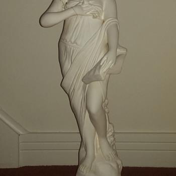 1920's 4A Figurine by F. Bastiani Reg. 808946