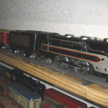 Marx Canadian Pacific set - Model Trains