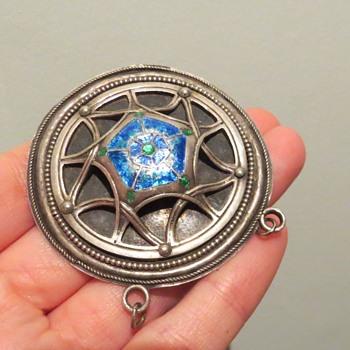 Pendant Brooch - Fine Jewelry