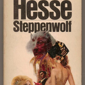 1974 - Steppenwolf - Books