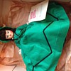Madame Alexander Doll - Scarlett in Green Dress