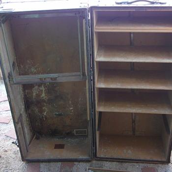 Smaller Louis Vuitton Wardrobe Trunk Restoration - Furniture