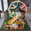 Fisher Price Music Box Ferris Wheel #969.