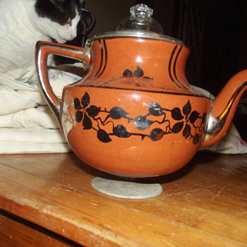 OK, looking for info on my strange antique percolator