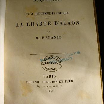 Les Merovingiens d'Aquitaine - Books