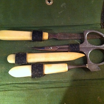 Manicure set - Accessories