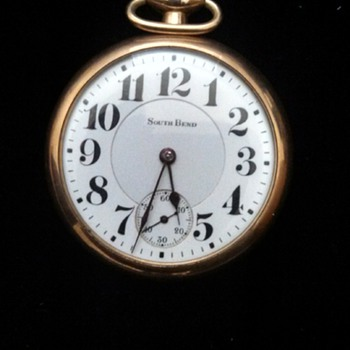 Southbend Railroad Watch - Pocket Watches