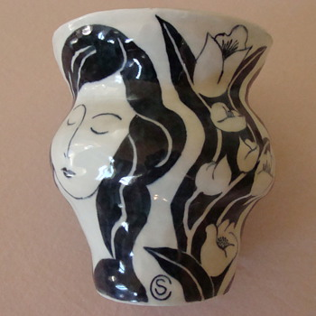 Pottery Vase
