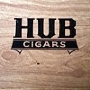 HUB Cigar box