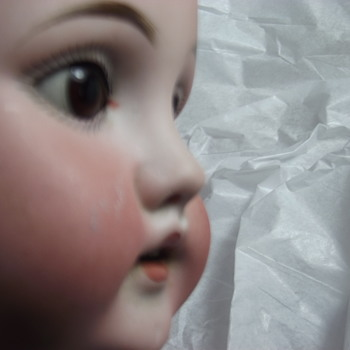 German Bisque Doll Need Help Identifying Mold Number  - Dolls