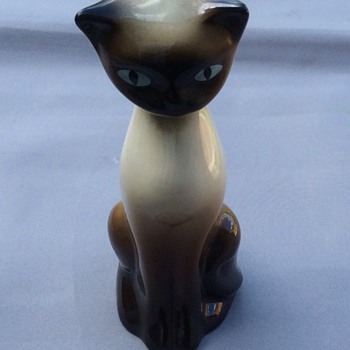 Vintage cat - Figurines