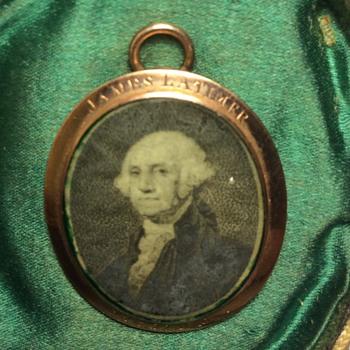 Sons of Washington Badge - Fine Jewelry