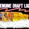 Miller Light MGD Lighted 3D Beer Sign!