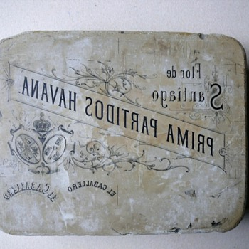 lithographic limestone cuba havana cigar labels