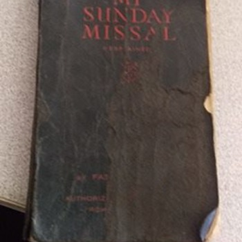 My Sunday Missal
