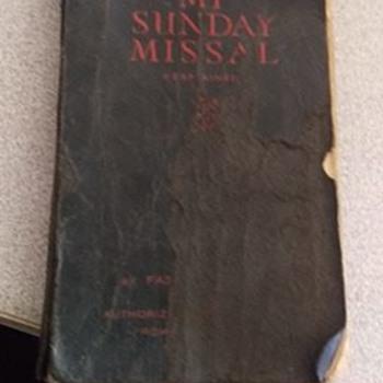 My Sunday Missal - Books