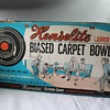 Henselite Junior Carpet Bowls