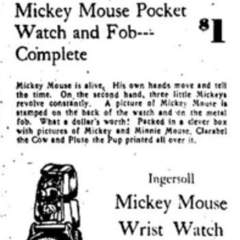 another ad - Wristwatches