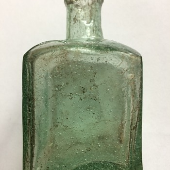 Chinese Opium Bottle - Bottles