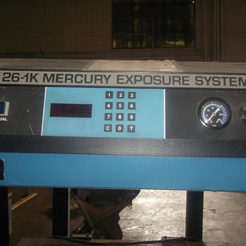 NuArc 26 - 1k Mercury Development System