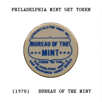 U.S. Mint Set Token - Philadelphia