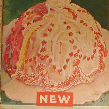 Baking And Jam Booklets 1920s/1930s - Art Deco