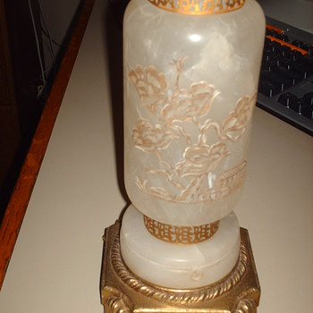 Oriental Design lamp - Lamps