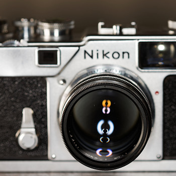 Nikon S3 with 50mm F 1.4 Nikkor-S