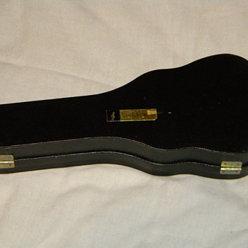 """Hey Jude"" Mini Guitar Case - Music"