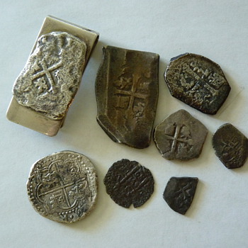 Mysterious and unusual ancient silver coins