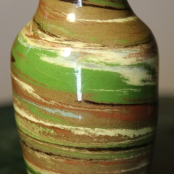 Desert Sands Vase - Art Pottery