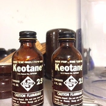 Keotane Additive