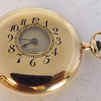 I need help identifying this watch - Pocket Watches