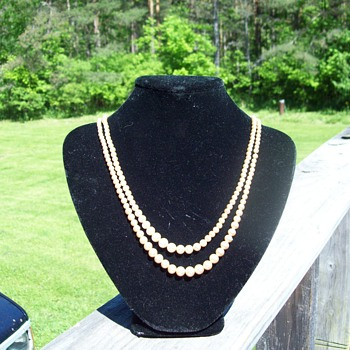 Vintage Pearls...Gorgerous