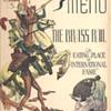 Menu: The Brass Rail, July 1940