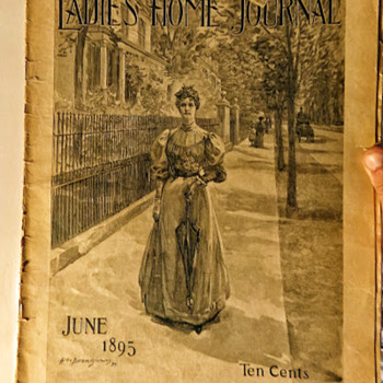 1895 Ladies' Home Journal