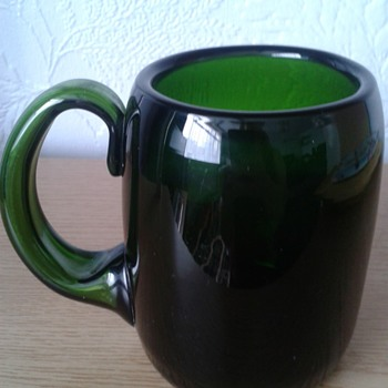 Glass Mug/Tankard ! - Glassware