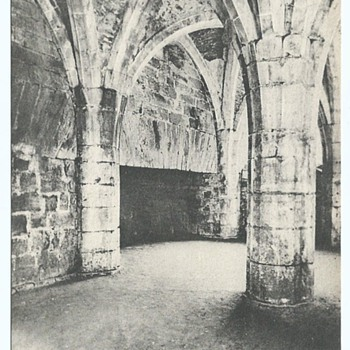 FIRE PLACE FOUNTAINS ABBEY AUTY SERIES GH WB No 1166 - Postcards
