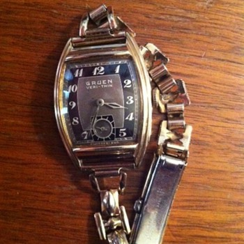 Grandparent's watch